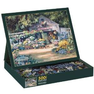 American Dream 500 Piece Jigsaw Puzzle Toys & Games