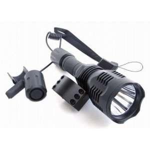 LED Tactical Flashlight,led Hard Anodized Aluminum