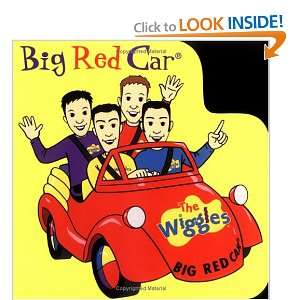 Big Red Car (The Wiggles) Bob Berry Books