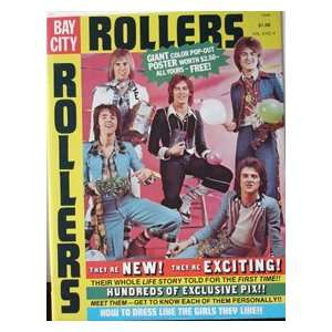 Bay City Rollers Magazine Vol.#2 #4 1975