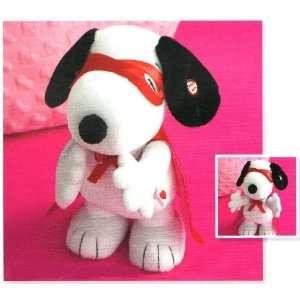 Kissing Bandit Snoopy Hallmark 2010 Valentine: Toys