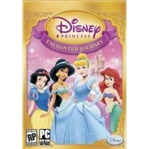 DISNEY PRINCESS ENCHANTED JOURNEY (WIN 2000XPVISTA/MAC 10