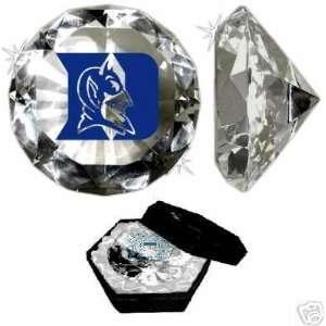 Duke University Blue Devils Diamond Shaped Paperweight