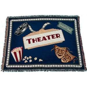 Deluxe Home Theater Blanket