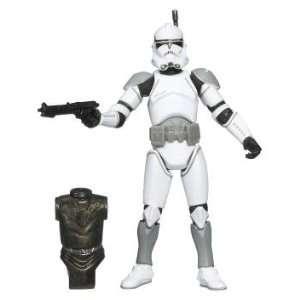 Star Wars Clone Wars Figure Coruscant Landing Platform Clone