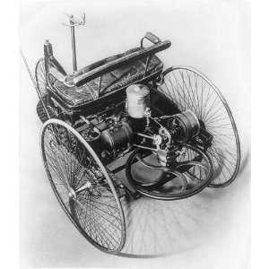 Das erste praktisch brauchbare automobil der welt,das Benz