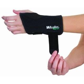 Tru Fit Aerated Splint Wrist Brace Right, Black, One Size Fits All