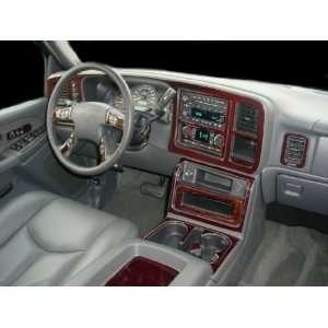 Interior Wood Dash Trim Kit for CHEVROLET SILVERADO SUBURBAN TAHOE