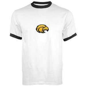 Southern Miss Golden Eagles Youth White Ringer T shirt