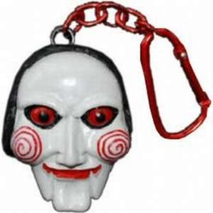 Saw Clip it Talking Keychain  Toys & Games