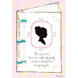 Day Greeting Card for Daugher Once Upon a Time