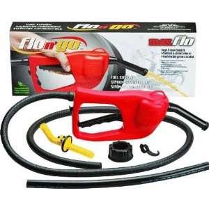 Scepter 08338 Flo n go Maxflo Fuel Siphon Pump