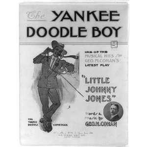 Yankee Doodle Boy,Little Johnny Jones,Dandy,Telephone