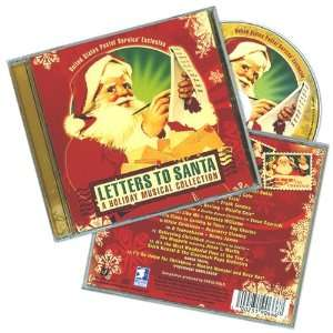 Letters To Santa: A Holiday Musical Collection: Various