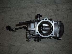 98 HD XL 883 Sportster NJ 110809 Carb Carburetor Fuel