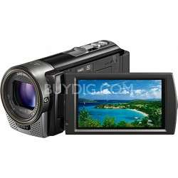 Sony HDR CX160 Handycam Full HD Black 16GB Camcorder w/ 30x Optical