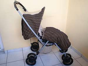 Baby strollers Aprica for FENDI