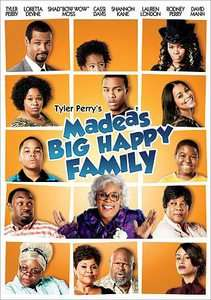 Tyler Perrys Madeas Big Happy Family DVD, 2011 031398140948
