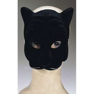 Black Panther Halloween Costume Face Mask