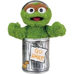 Gund Sesame Street 12   Inch Oscar The Grouch Toys & Games