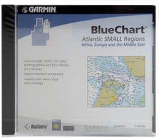 Garmin MapSource BlueChart Atlantic REGULAR para GPSmap. Ordenadores