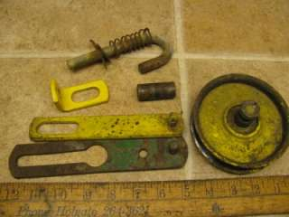 Deere Mower Deck Brackets Pulley Lot 110 112 140 212 ?????