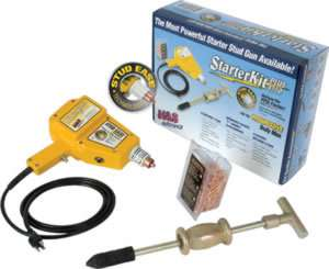 Autoshot 4550 Stud Welder Dent Puller Starter Kit