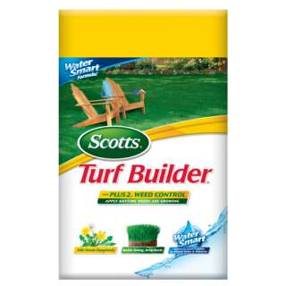 Shop Scotts 15000 Sq. Ft. Weed Control Lawn Fertilizer and Broadleaf