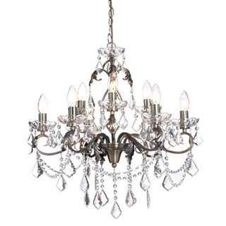 Romeo 9 light chandelier