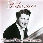 Liberace   Classic Piano Favourites CD Cover Art