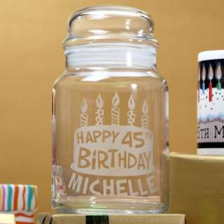 Personalized Cookie Jars and Storage Jars at Personal Creations