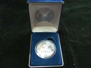1990 Marshall Islands $50 Germany United Silver Coin