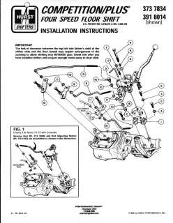 hurst shifter diagram  hurst  free engine image for user