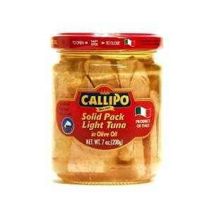 Yellowfin Tuna packed in Olive Oil (Filetti di Tonno in Olio dOliva