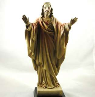 JESUS CHRIST Religious FIGURINE Christian STATUE NEW
