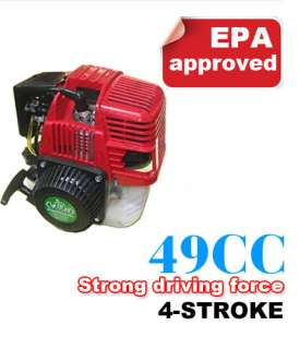 Stroke Bicycle Engine Kit GAS 80cc Motor Motorized Bike power kit