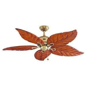 Hampton Bay 56 Antigua Ceiling Fan   Flemish Brass Home