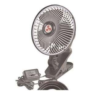 Koolatron Oscillating Auto Fan Heating, Cooling, & Air Quality