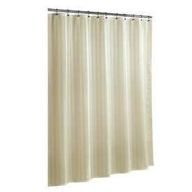 allen + roth Townsend Fabric Shower Curtain