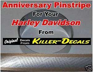 STRIPE fits 2003 HARLEY DAVIDSON ANNIVERSARY Motorcycle
