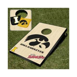 Tailgate Toss Iowa Hawkeyes Logo Bean Bag Toss Game