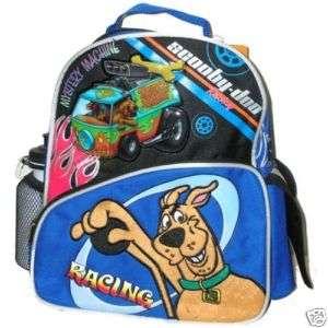 Scooby Doo Mystery Machine Van KIDS Backpack Bag Tote b