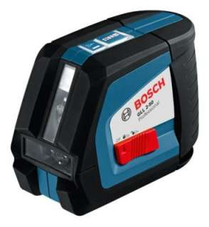 Bosch GLL 2 50 Self Leveling Cross Line Laser
