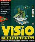 Visio 5.0 Professional + Manual PC CD CAD diagramming, flow chart