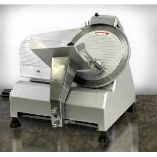 New 10 Blade Commercial Deli Meat Cheese Food Slicer Premium Quality
