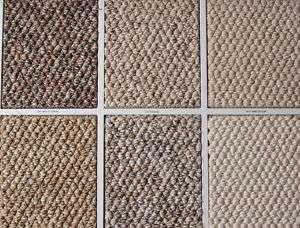 Area Rug 8x10 Multi Color Berber Carpet W Binding