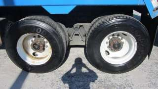 2000 Crane Carrier Company Low Entry Rear Loader Garbage Truck