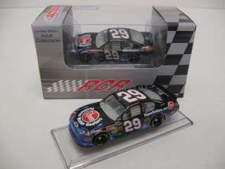 64 2011 Kevin Harvick #29 Rheem Tankless Heaters Pitstop Gold Nascar