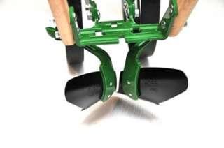 Lil Double Wheel Hoe Push Plow Garden Wheel Hoe urn Plow Culivaor