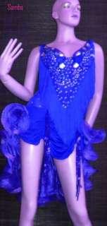 LATIN DANCE DRESS M5
